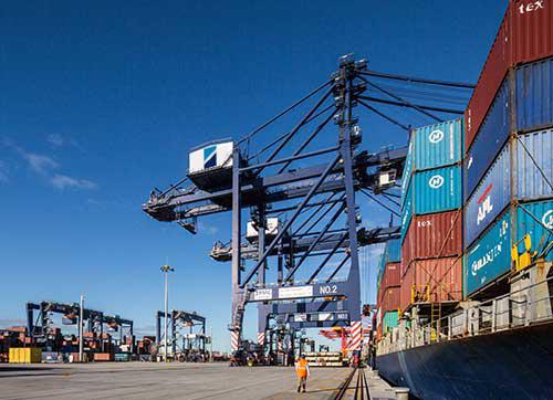 Hutchison Ports Brisbane