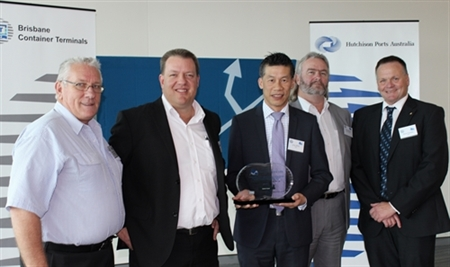 Hutchison's Brisbane Container Terminals has entered agreements with Auspac Consortium members Neptune Pacific Line and Pacific Forum Line