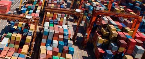 Containerised Cargo in Sydney
