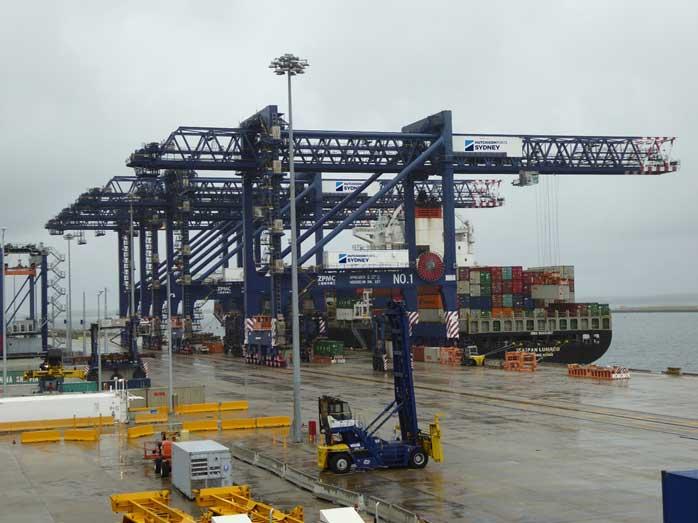Milestone Achieved – 500,000 Containers