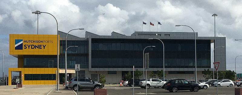 Hutchison Ports Sydney office